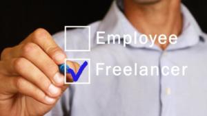 employee, freelancer, correct, check, box
