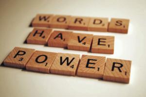Words, power, scrabble