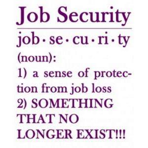 Job, Security, Protection, Loss