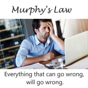 Murpy's Law