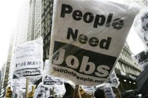 Protest Jobs People Crowd Street