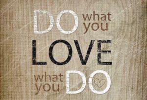 Love, Work,