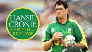 Hansie Cronje, match fixing, cricket, sport, South Africa