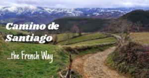 Camino, Santiago, French, Walk, Life