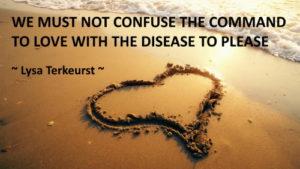 Love, Disease, Please