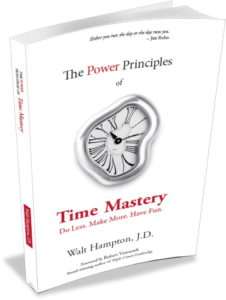 Time Mastery, Time management, Book