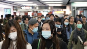 Corona Virus, China, Face mask