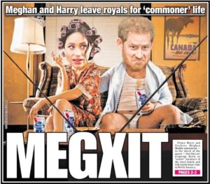 megxit, meghan markle, prince harry
