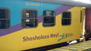 Train, Shosholoza Meyl